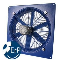 Axiálny ventilátor nástenný HJBM EEC