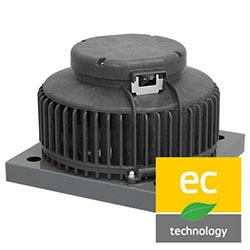Strešné ventilátory DHA-ECP 20