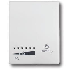 SEN-CO2 - Snímač kvality vzduchu a regulátor k RJ - QR