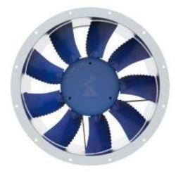 Axiálny potrubný ventilátor - MAXvent