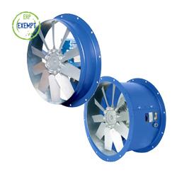 Nevýbušné ventilátory ATEX