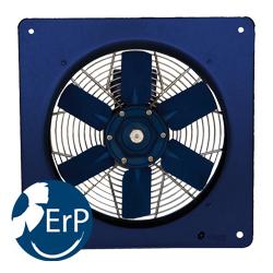 Axiálny ventilátor nástenný HJBM