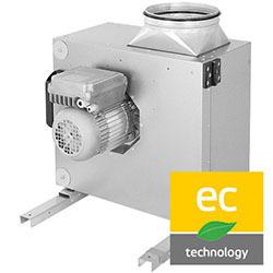 Ventilátory MPS-EC (EC motor)