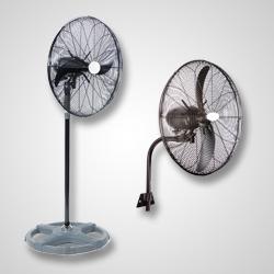Priemyselný stojanový ventilátor