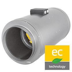 Potrubné ventilátory kruhové EMIX-EC (EC motor)