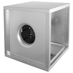 Ventilátory MPC (AC motor)
