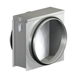 Filtračný box s rámčekovým filtrom FD