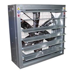 Axiálny ventilátor nástenný HJB