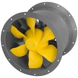 Potrubné ventilátory kruhové AL-D (AC motor)