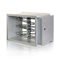 Elektrický ohrievač EKS NV PTC/PS