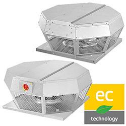 Strešné ventilátory DHA-EC