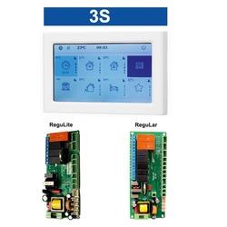 Riadiaci systém ReguLar a ReguLite / 3S - ovládací panel