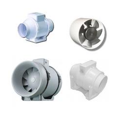 Potrubné ventilátory