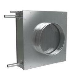 Vodné ohrievače s chladičom do potrubia
