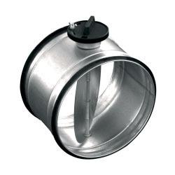Regulačná klapka kruhová SK