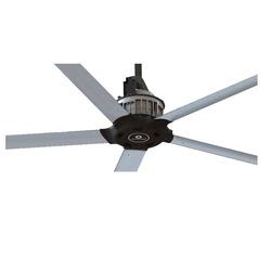 Destratifikator - THS - Stropný ventilátor velkoobjemový