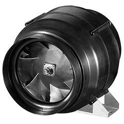 Potrubné ventilátory kruhové EL-M (AC motor)