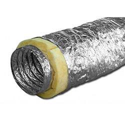 Ohybné potrubie tepelne izolované ALID-3