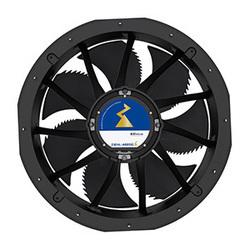 Axiálny potrubný AC ventilátor -ZN