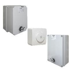 Regulátory ventilátorov